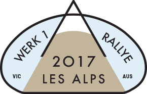Werk 1 Rallye | Les Alps 2017