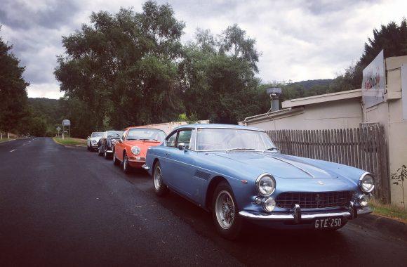 Rolling Hills Run - Past Werk 1 Rallye Events