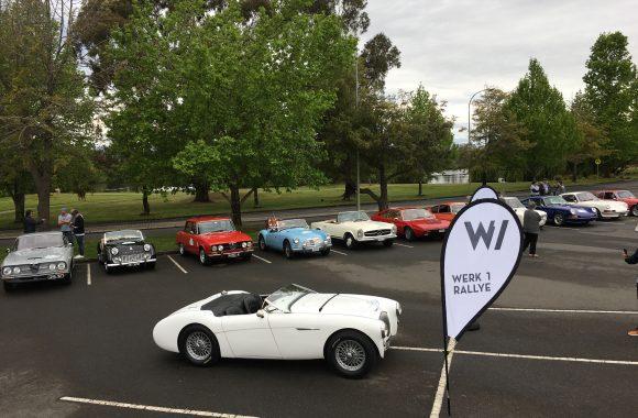 Tasman Tour 2018 - Past Werk 1 Rallye Events